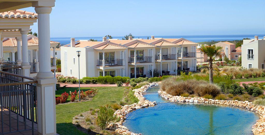 Bienvenido al Vale da Lapa Resort & Spa 5*