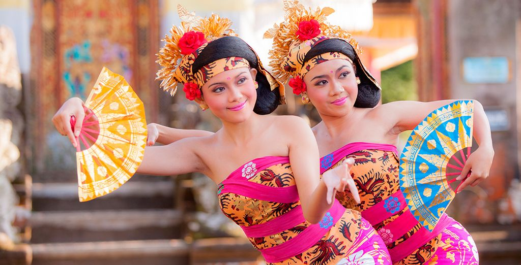 Disfrutarás de una danza tradicional balinesa conocida como Barong & Kris
