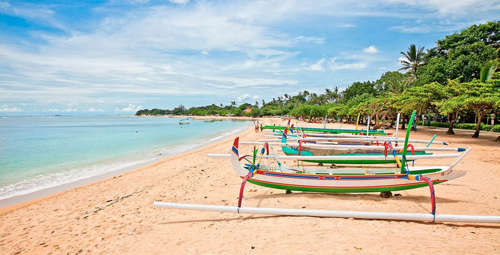 Allí tendrás la oportunidad de disfrutar de sus playas
