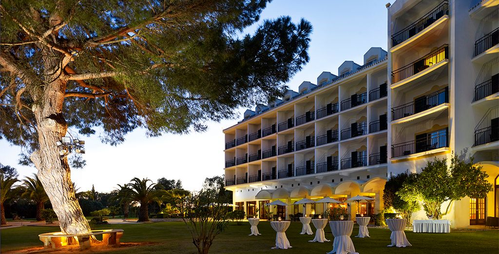 Un paraíso de tranquilidad en el Algarve