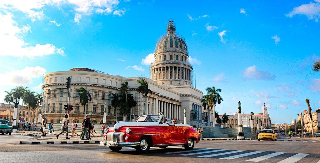 Unas espectaculares vacaciones te esperan, en la Habana y en Varadero