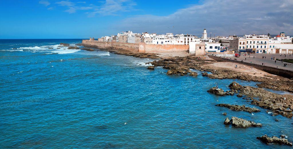Essaouira es un paraje por descubrir
