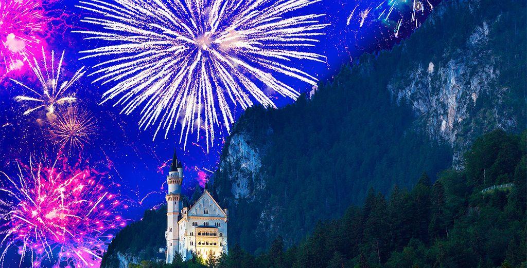 Recibe el Nuevo Año en Alemania