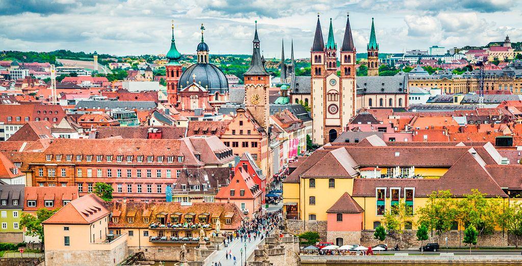 ¡Würzburg te encantará!