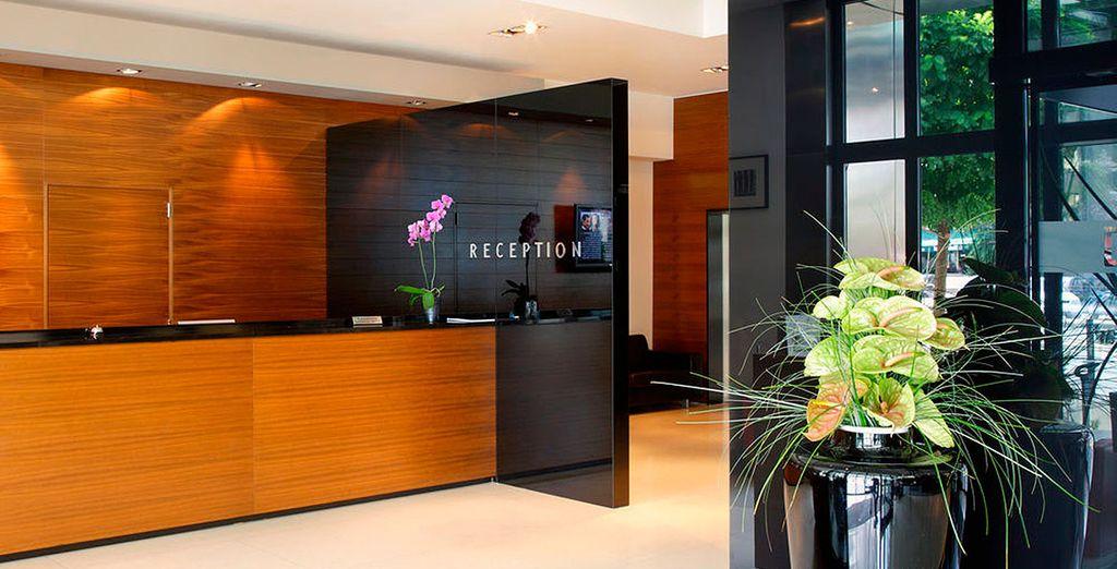 Bienvenido a Hotel Atrium 5*, tu hotel en Split