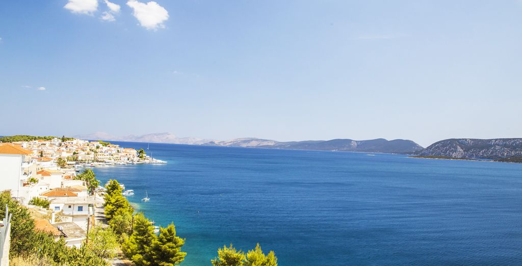 Ermioni, símbolo de calma y tranquilidad en tus vacaciones