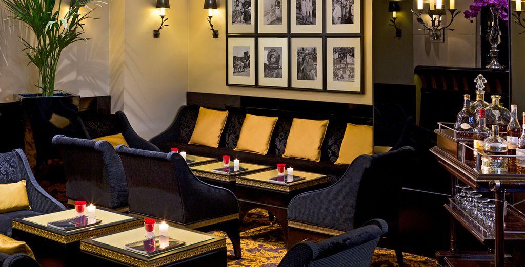 El legendario hotel desborda lujo, elegancia y encanto