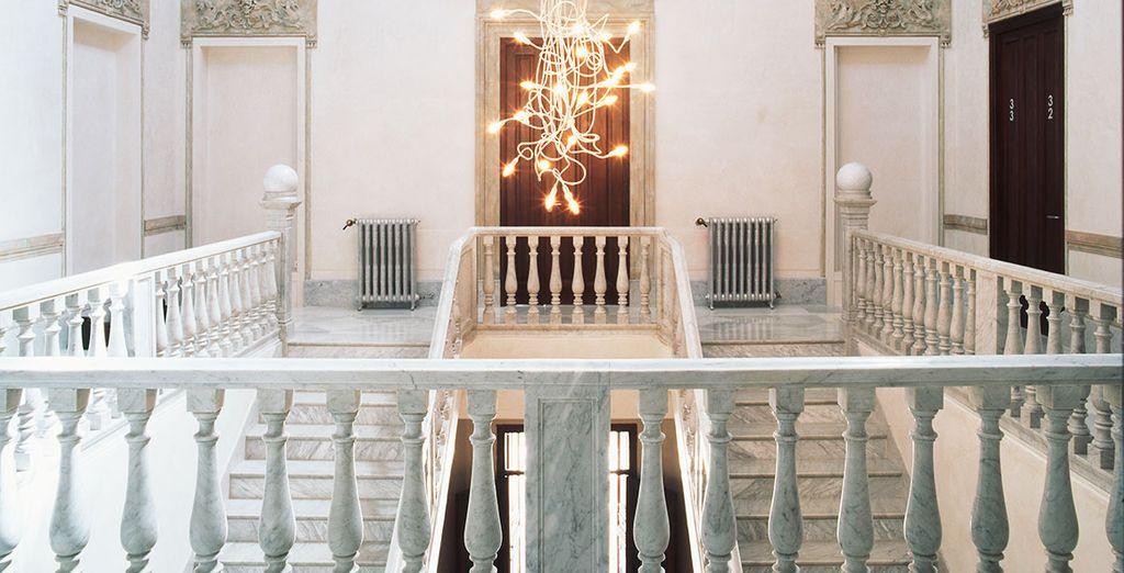 Ven a disfrutar del Hotel Hospes Palacio De Los Patos 5*