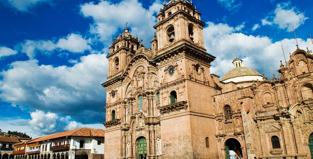 Conoce la bella ciudad de Cusco paseando por sus calles