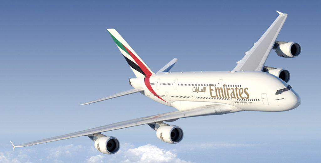 Airbus 380: el avance más significativo en la reducción del consumo de combustible y de emisiones de las últimas cuatro décadas