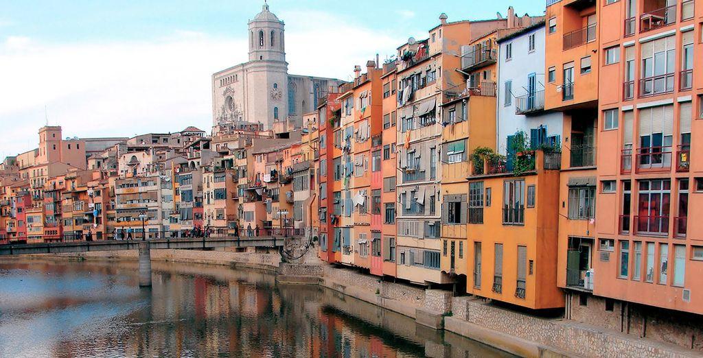 Conoce Girona, una bella ciudad llena de encanto