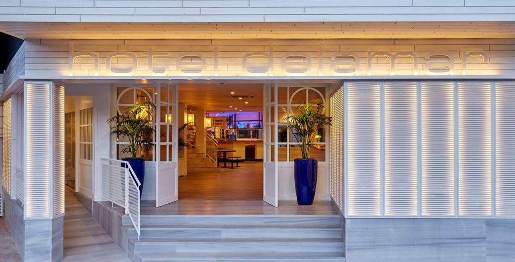 Te presentamos el nuevo Hotel Delamar 4* - Adults Only