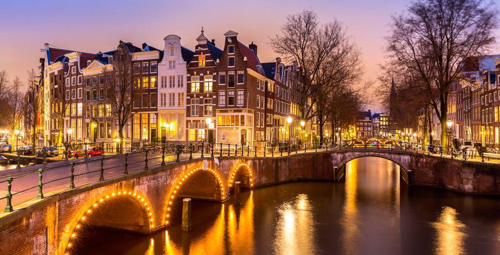 Bienvenido a Ámsterdam