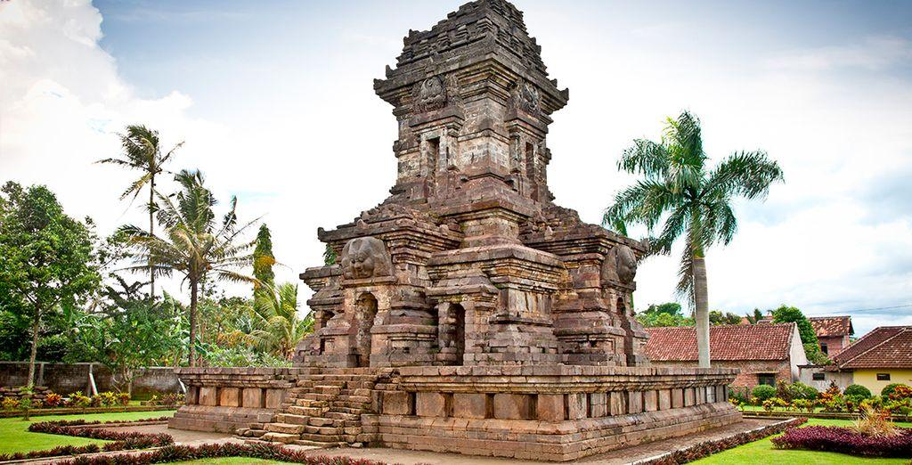El templo de Candi Singosari
