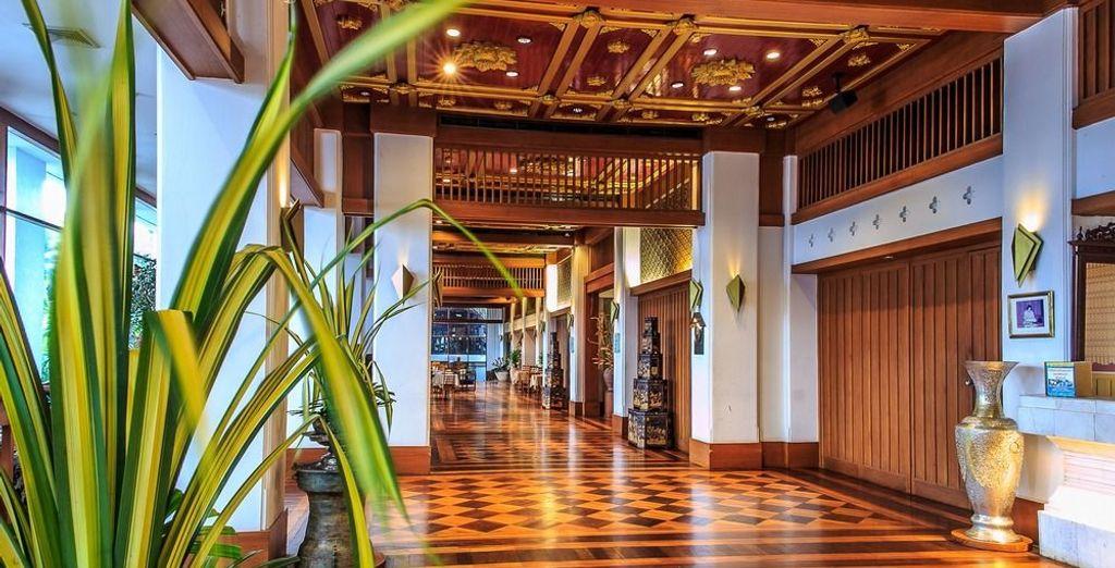 Wienglakor Hotel Lampang 4*, Lampang
