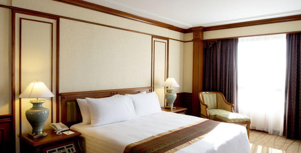 Tu habitación en Holiday Inn ChiangMai Hotel 4*