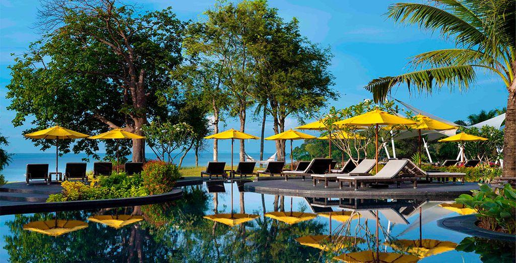 The ShellSea Krabi Resort 5*, tu hotel en Krabi