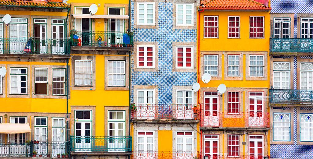 Y déjate seducir por el cromatismo portugués