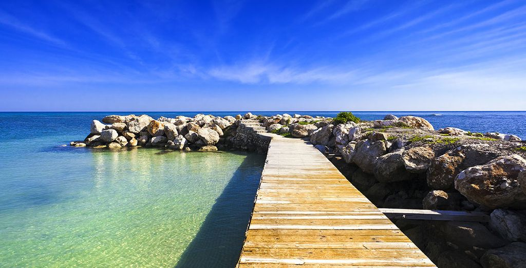 Báñate en aguas caribeñas