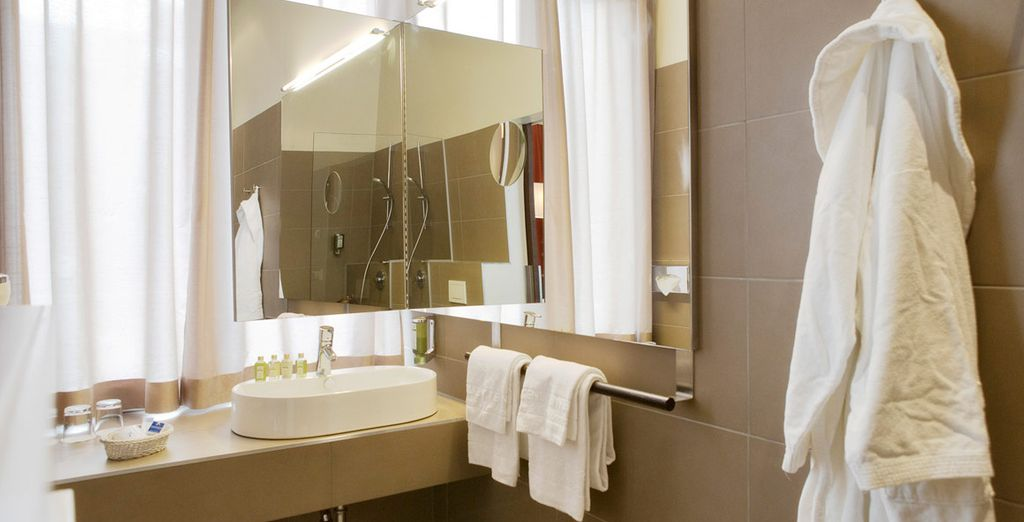 Baños decorados con un estilo elegante