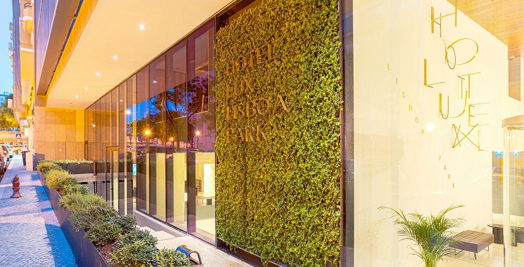 Un hotel de diseño contemporáneo que te encantará