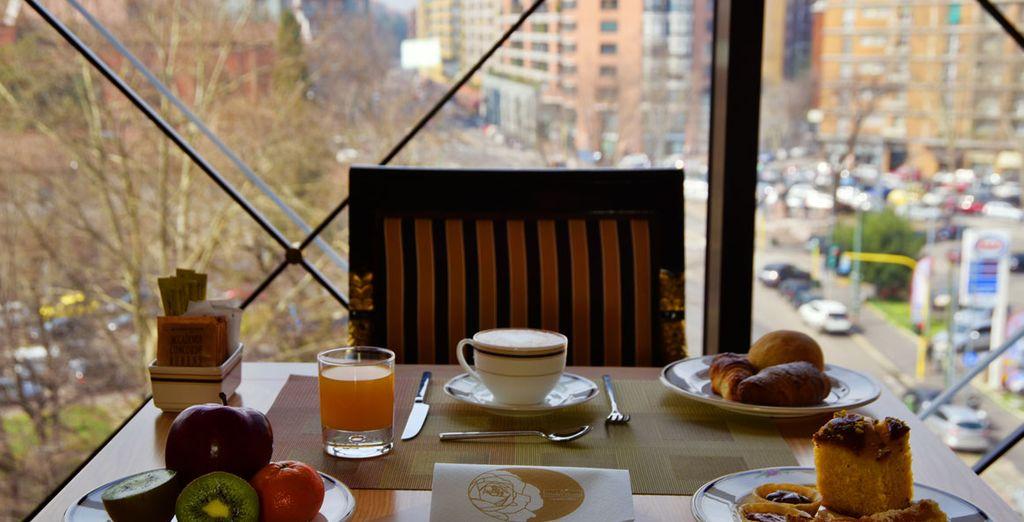 Empieza tu día con un buen desayuno