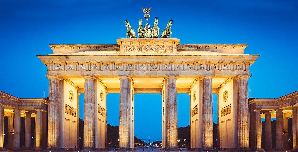 Descubre dos magníficas capitales europeas en un solo viaje... Empezando por Berlín