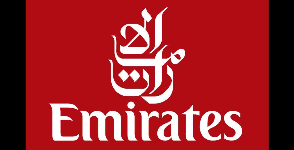 Emirates, compañía preferente en Voyage Privé España