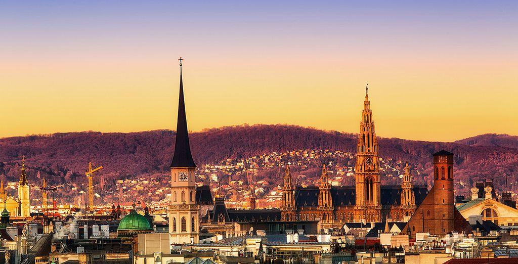 Regálate una escapada en el corazón de Viena