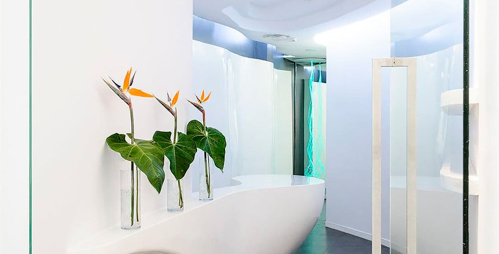 Hemos incluido un masaje en pareja durante tu estancia en Baystone Boutique Hotel & Spa 5*