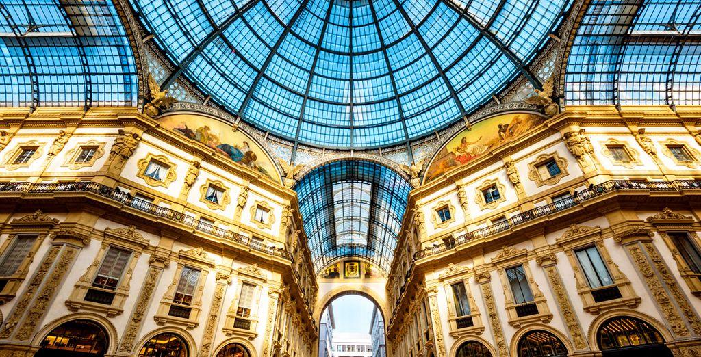 Un hotel moderno y confortable en el casco antiguo de Milán