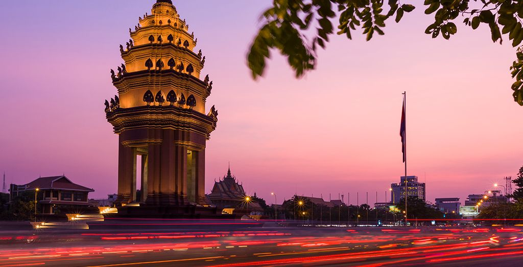 Tu siguiente parada será en Phonm Penh