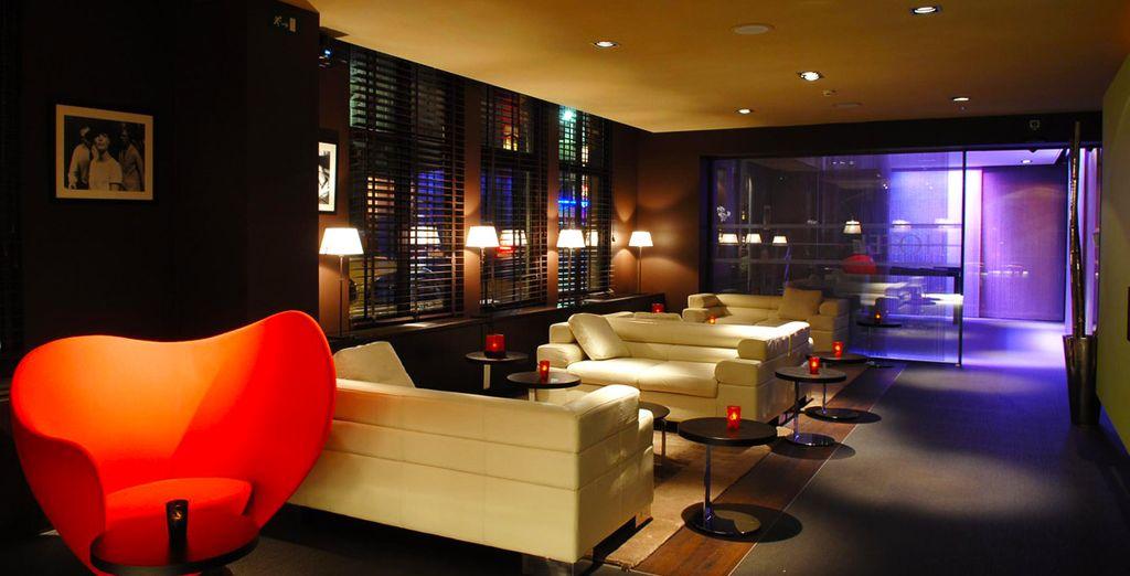 Un hotel moderno ubicado en el centro de Bruselas