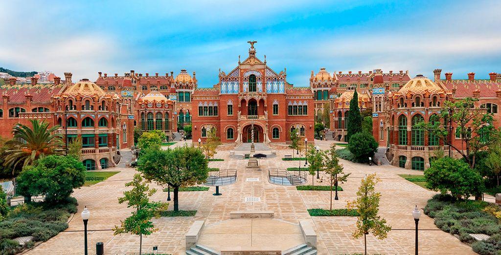 Conoce la historia de la ciudad barcelonesa