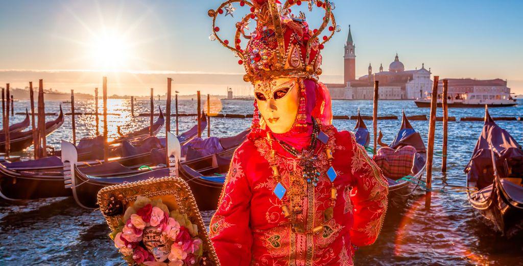 Aprovecha esta oportunidad y vive en primera persona los Carnavales venecianos