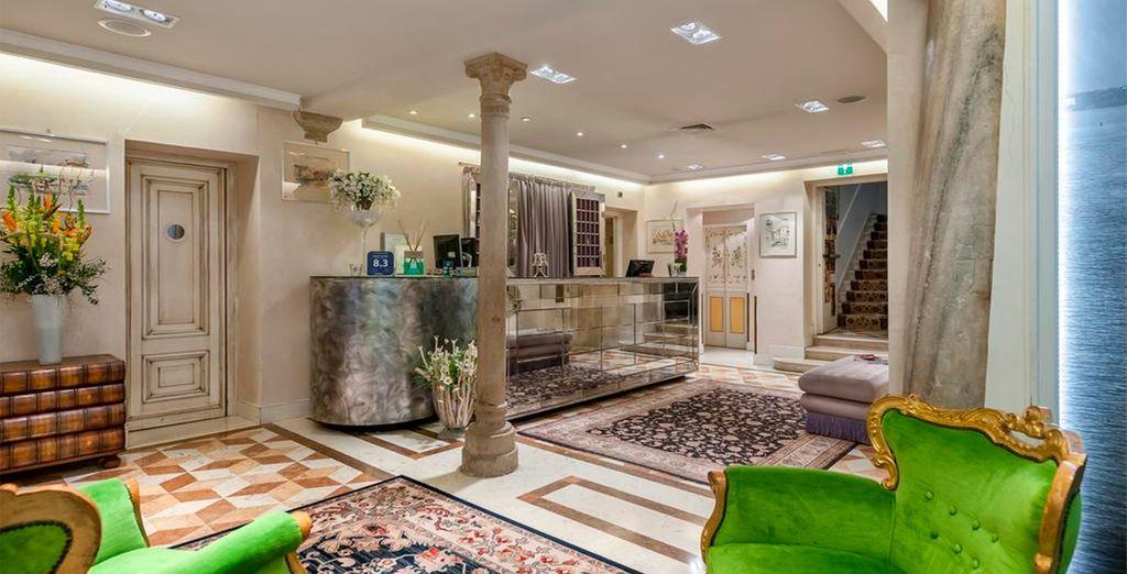 Un estilo refinado en los interiores