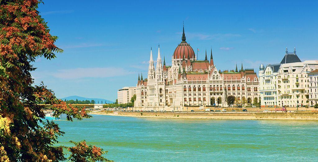 ¡Budapest te enamorará!