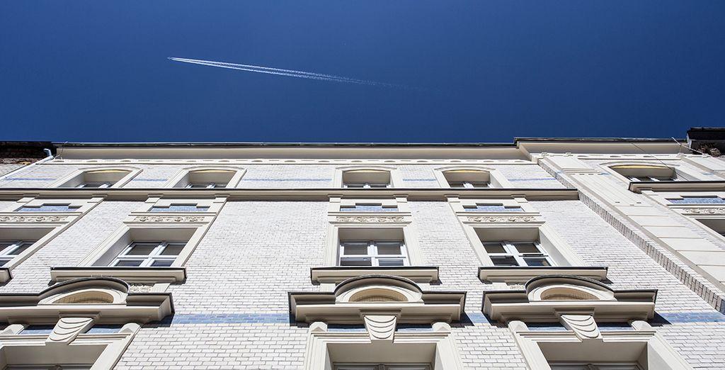 Te alojarás en Zulian Hotel by Artery Hotels
