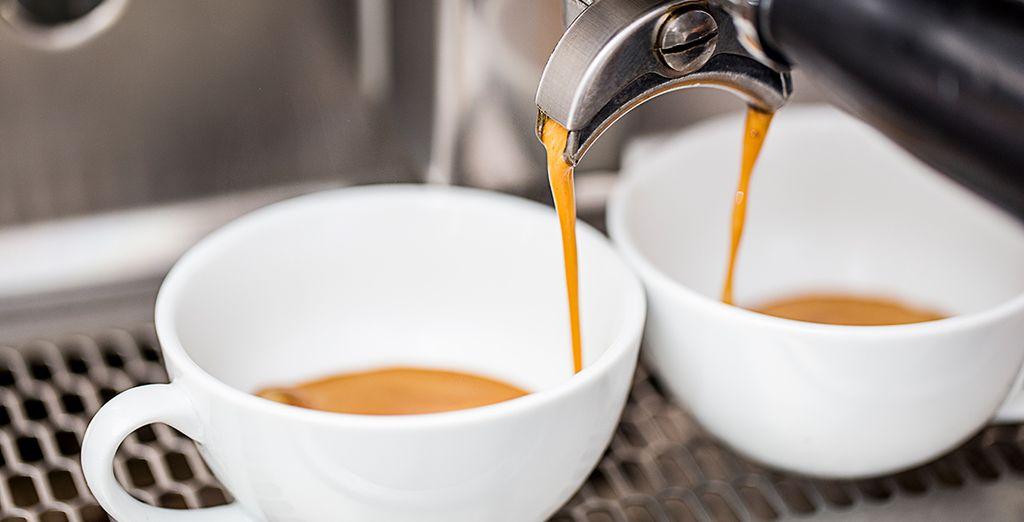 Empieza el día con un buen café...