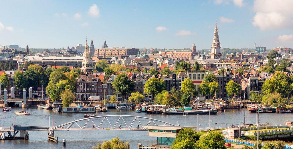 Enamórate de Ámsterdam