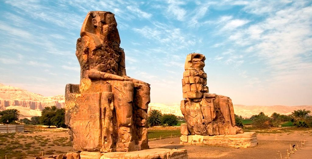 Descubre Egipto con Sheraton Cairo 5*