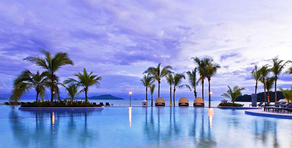 Disfruta de tus vacaciones con todo incluido en The Westin Playa Bonita 4*