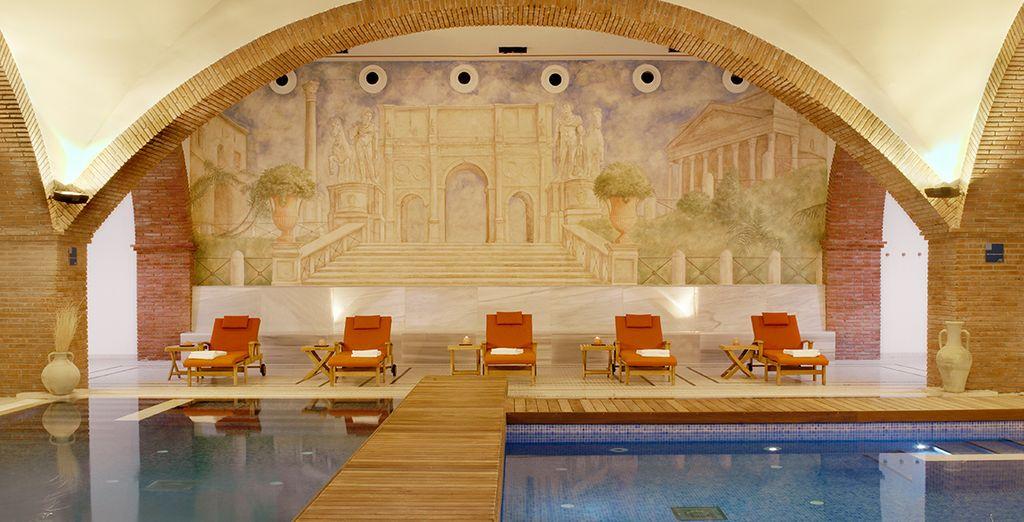 Escápate a unas vacaciones de lujo y relax en el Hotel Blancafort Spa Termal 4*