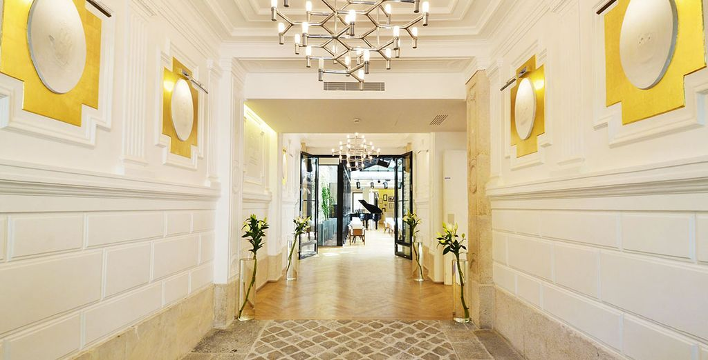 Bienvenido al Hotel 123 Sebastopol 4*