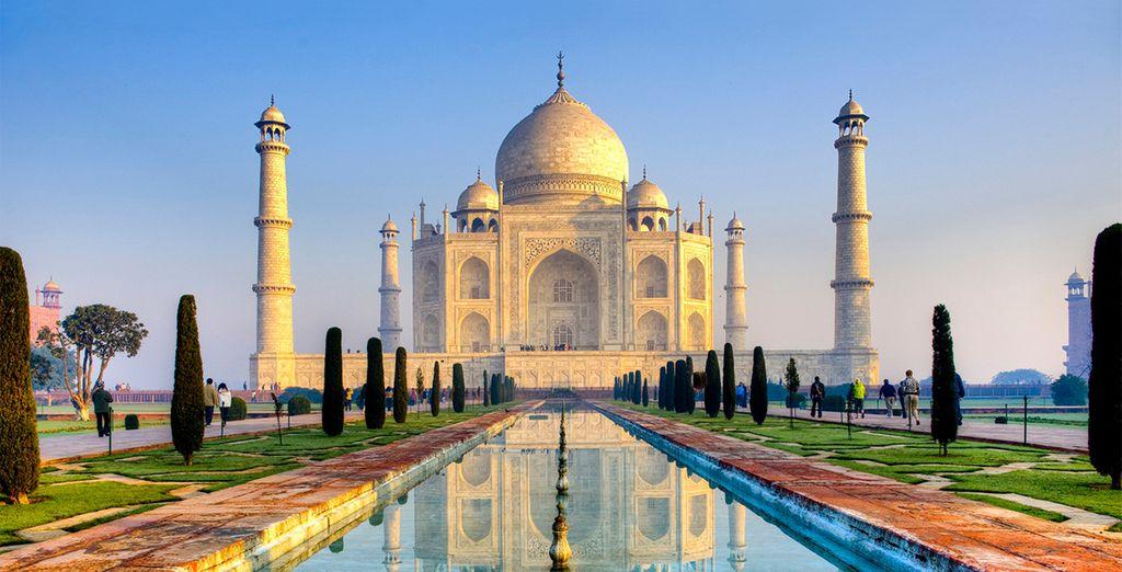 Bienvenido a la India... ¡Vive una experiencia única!