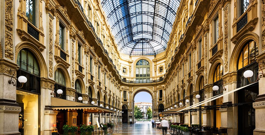 Escápate a Milán... ¡Amarás la Ciudad de la Moda!