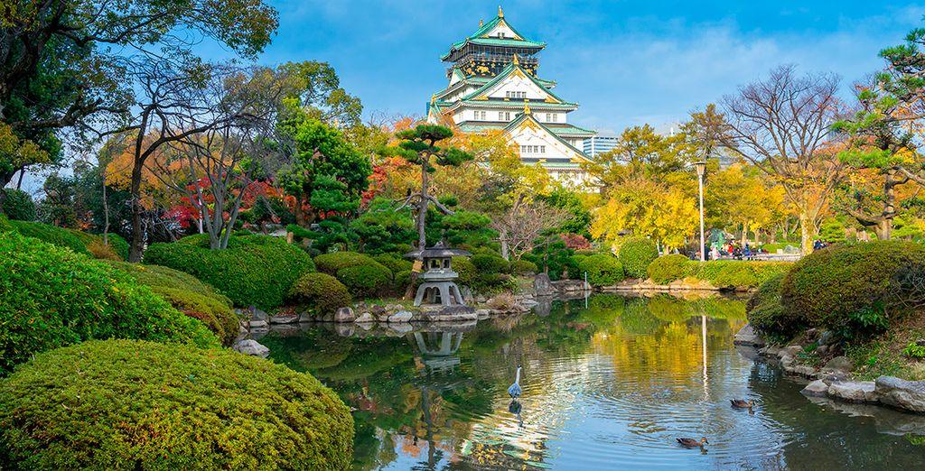 Hoteles en Japon