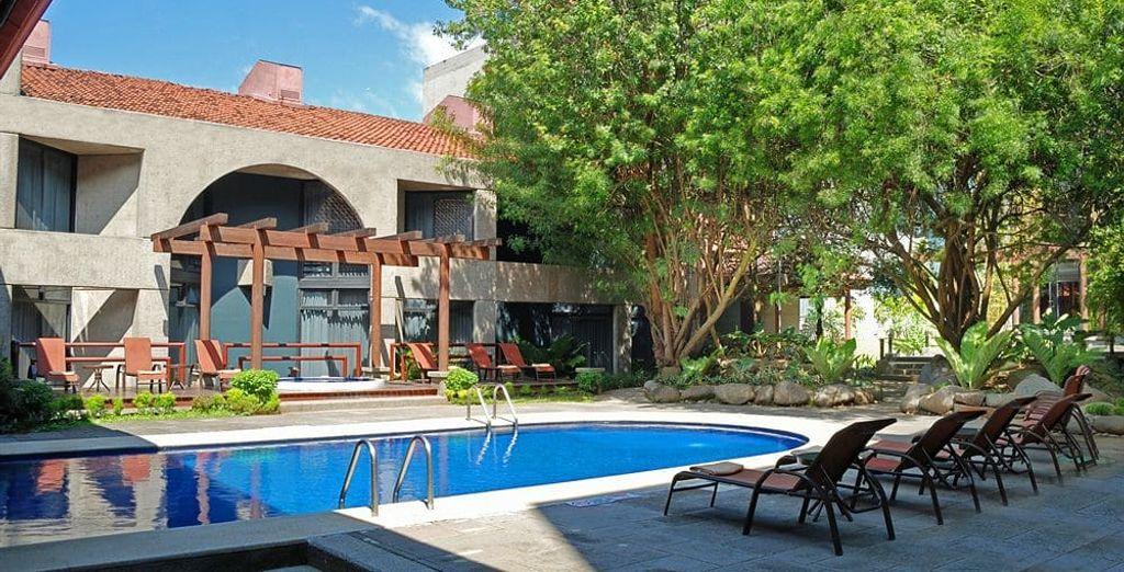 O en Radisson Hotel San Jose 5*