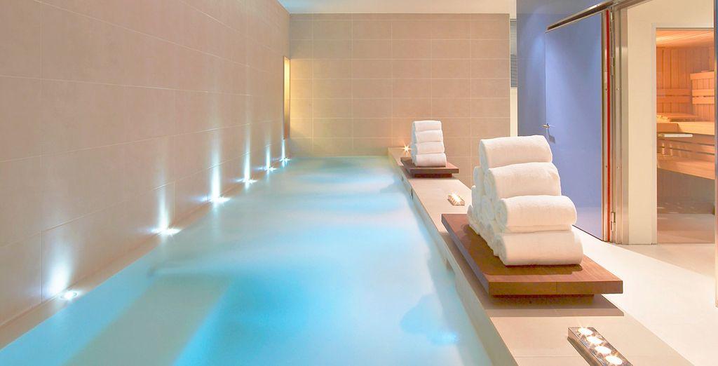 Disfruta de maravillosos tratamientos Spa Bliss