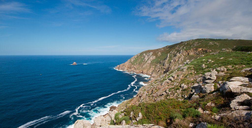 Galicia te inspirará tranquilidad
